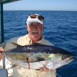 Anna Maria blackfin tuna fishing