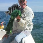 Anna Maria Island sheepshead fishing