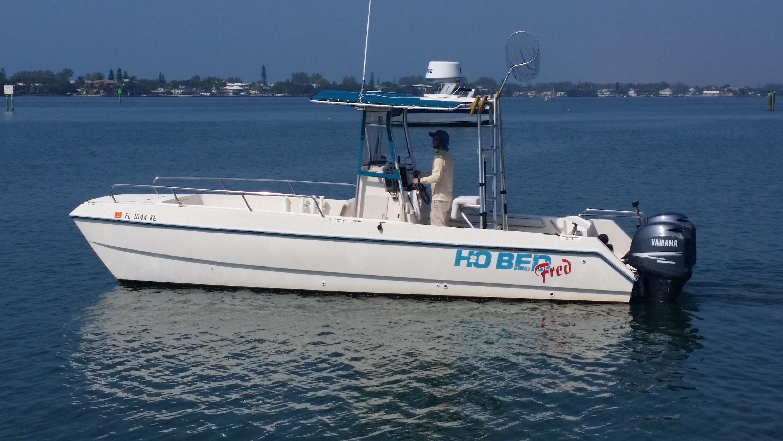 26 Sea Cat Captain Bill Lowman