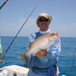gray snapper fishing