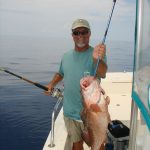 red grouper fishing